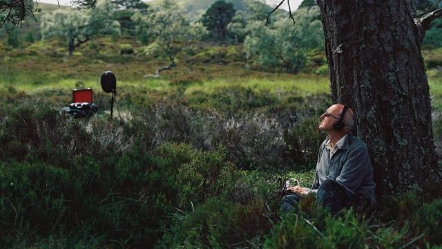 Chris Watson says the coronavirus outbreak has cut down on noise pollution - making nature louder (Photo: Mhairi Law)