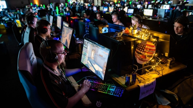 Gamers have the edge when it comes to processing information, say scientists