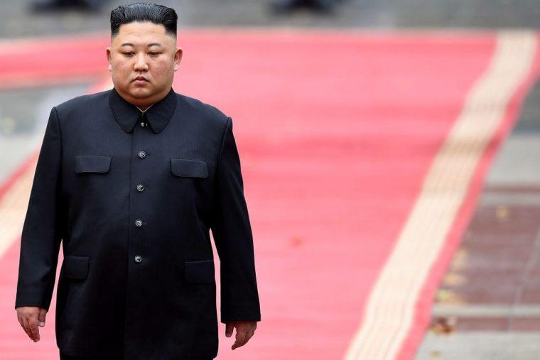 North Korea's leader Kim Jong-un apologised for the shooting (Photo: Getty)