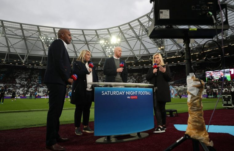 Barney Francis believes Sky Sports' subscription model still works (Photo by Catherine Ivill/Getty Images)