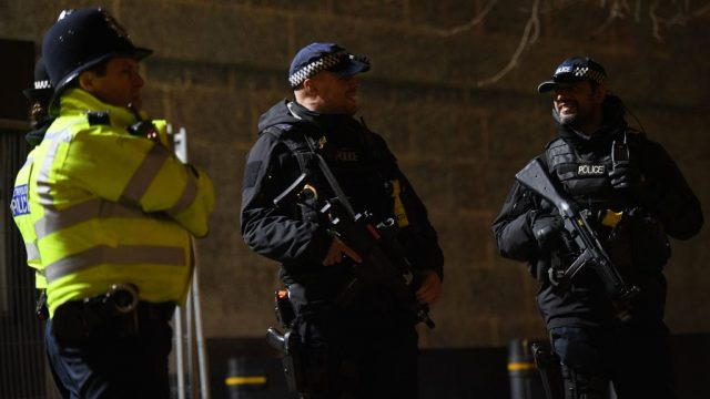 Figures released under FOI show that armed police fired their weapons accidentally 106 times in the last five years, nearly a third of which happened while not in a police station or a training facility. Police chiefs argue Britain's armed police operate to some of the most stringent levels in the world
