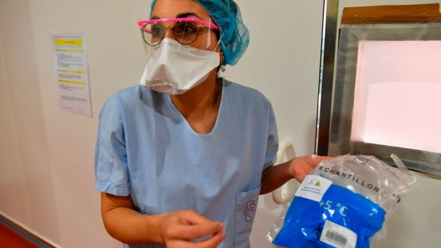 Personal protective equipment, such as face shields and masks, have been in high demand across the UK since the coronavirus outbreak began