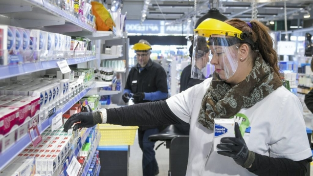 Pharmacists feel they have been left to the back of the queue when it comes to sourcing protective equipment