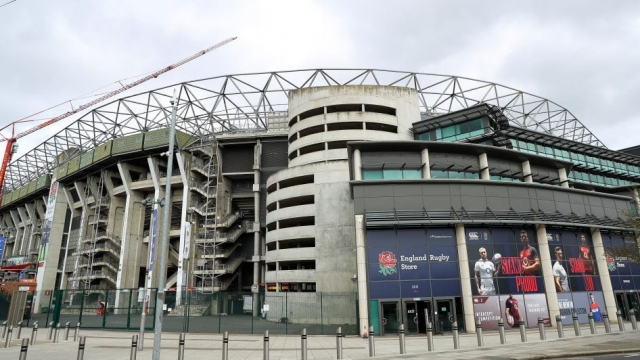 Twickenham Stadium might see no further international rugby this year, depending on the ongoing outbreak of Covid-19 (Getty Images)