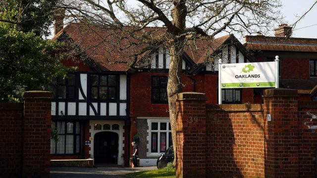 Staff at homes such as Oaklands Nursing Home in Hove, have begged for more personal protective equipment as coronavirus sweeps through the care sector.