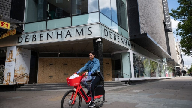 Debenhams has called in administrators (Photo: Leon Neal/Getty Images)