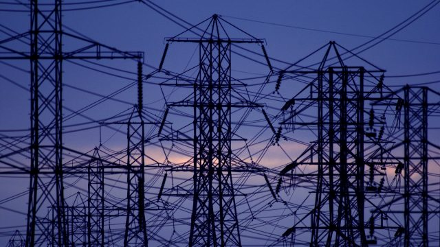 Power demand dropped 10 per cent after the Government toughened up social distancing rules on 23 March