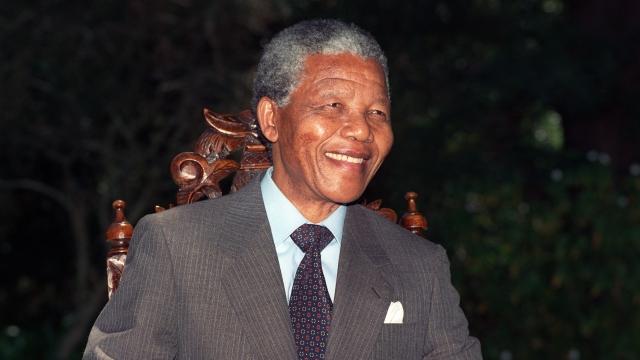 Mandela believed a lifetime's habit of exercise helped him to survive prison