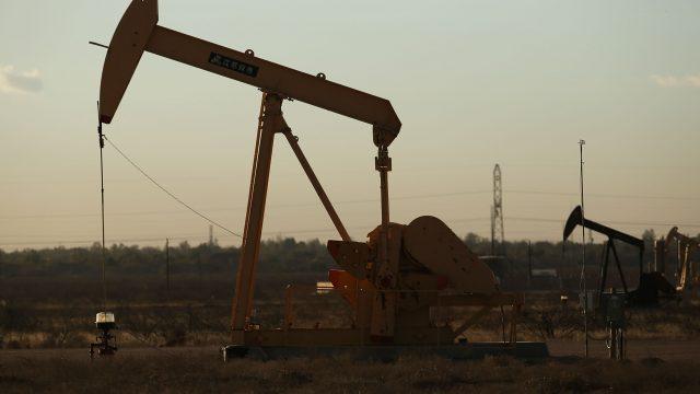 The oil crisis has seen price fall below zero as the coronavirus pandemic hits fuel consumption