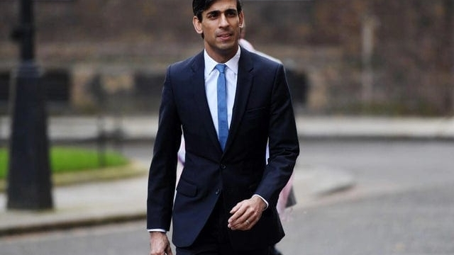 Article thumbnail: Chancellor Rishi Sunak launched the emergency £330bn loan scheme for business almost a month ago