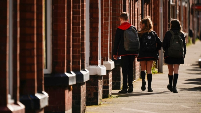 The first school pupils could return on 1 June (Photo: Christopher Furlong/Getty)