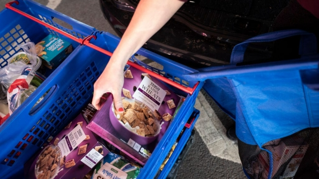 Tesco said it had received a list of 110,000 vulnerable people from the Government (Photo: Getty)