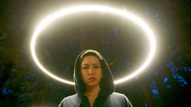 Sonoya Mizuno as Lily Chan in Alex Garland's new series, Devs