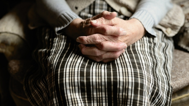 Independent Age says older people are going through a difficult time in the Covid-19 pandemic