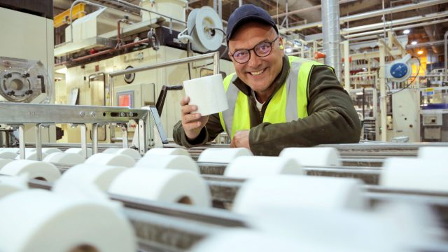 Inside The Factory: Keeping Britain Going