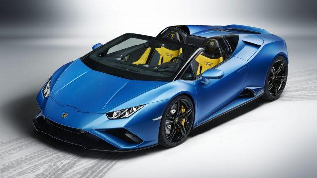 Article thumbnail: Lamborghini Huracan Evo RWD Spyder