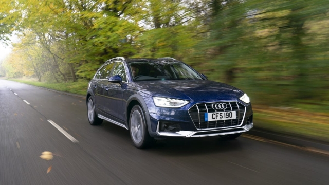 Article thumbnail: Audi A4 Allroad