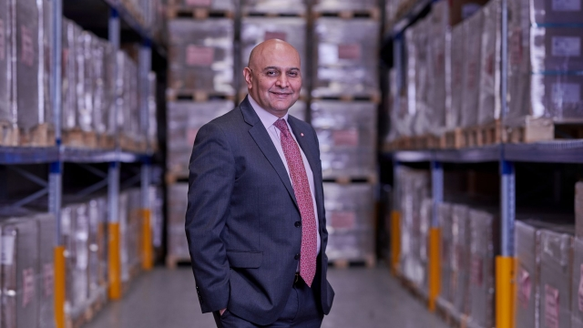 Dr Nik Kotecha OBE is the chief executive of Loughborough-based Morningside Pharmaceuticals
