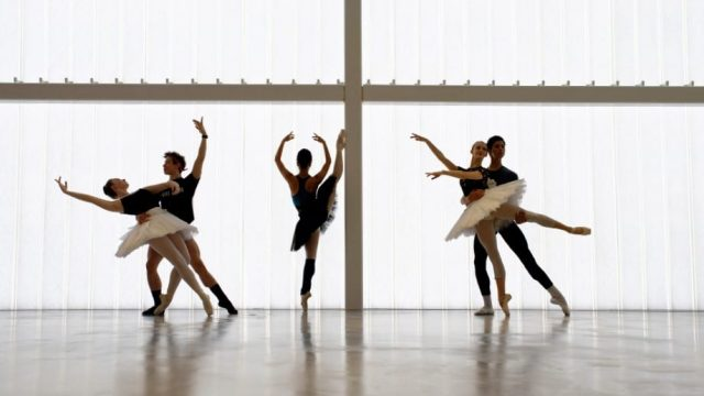 The English National Ballet was one of the first to offer digitised classes from home