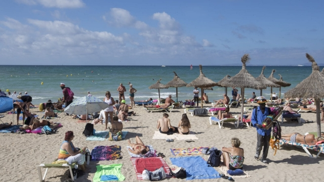 Majorca may be back on the travel itinerary for German tourists this summer