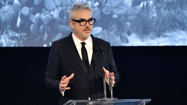 'It is our responsibility as employers to pay their wages in this time of uncertainty', says Alfonso Cuaron