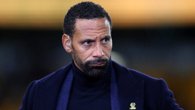 Article thumbnail: Rio Ferdinand will be providing expert advice on the leadership team for Project Screen by Circle, the company providing Premier League Covid-19 testing (Getty Images)