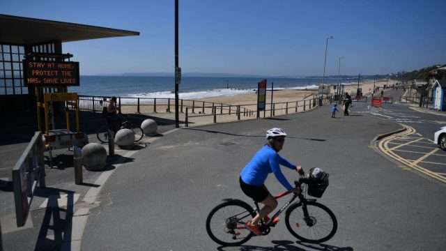 More frequent exercise might be allowed from Monday