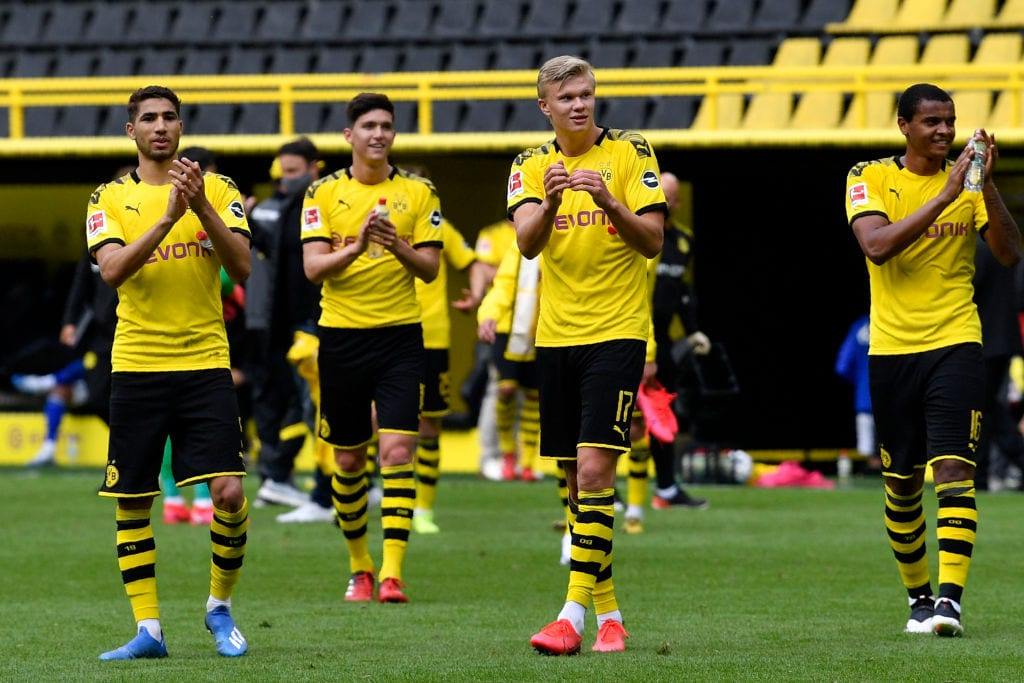 Borussia Dortmund Vs Bayern Munich Der Klassiker Is A Chance For Bvb To Prove They Are More Than Just A Kindergarten