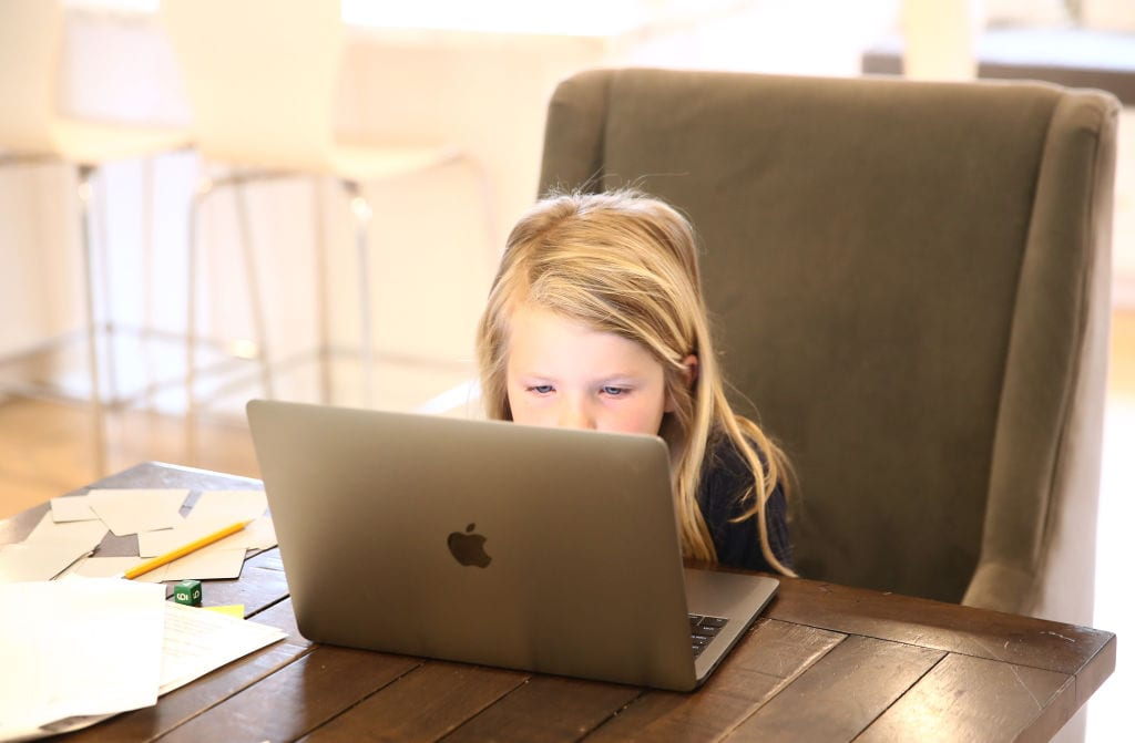 Home schooling is set to become part of life for the foreseeable future (Photo: Getty)