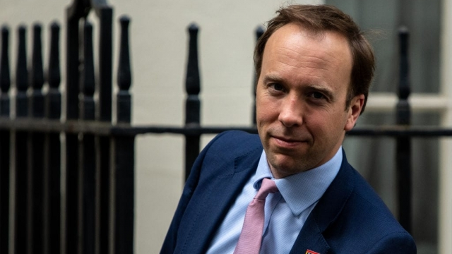 Matt Hancock is in charge of the contact tracing scheme (Photo: Chris J Ratcliffe/Getty Images)