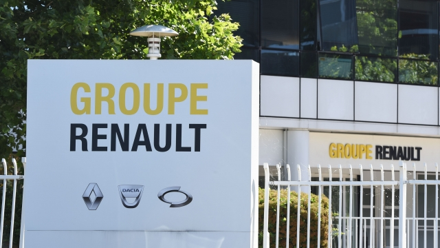 Article thumbnail: Restructuring by French carmaker comes as Covid-19 crisis hits manufacturing