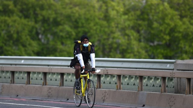Britons will be encouraged to take up cycling (Photo: Alex Davidson/Getty Images)