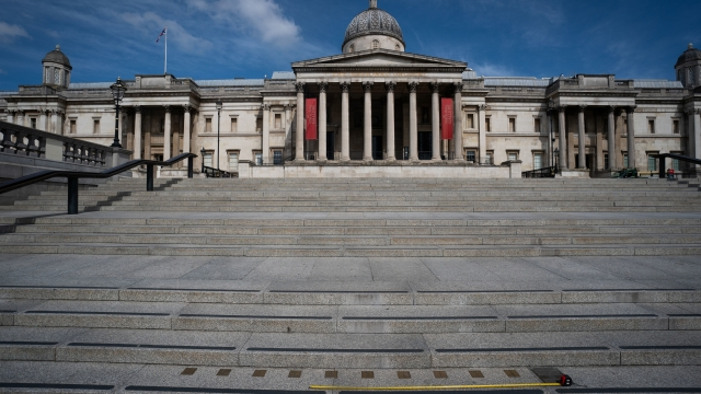 The National Portrait Gallery, at Trafalgar Square in London, will reopen in July