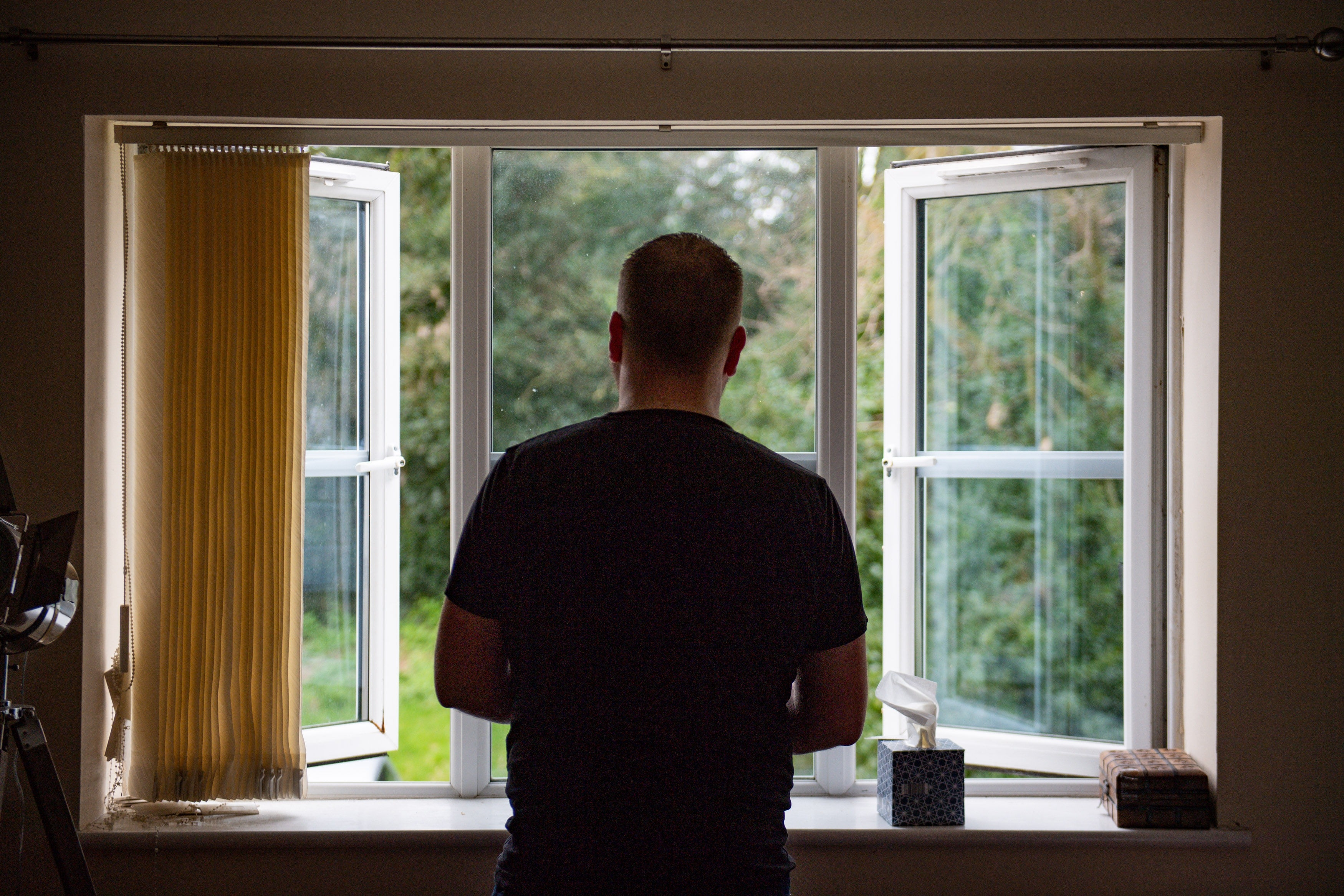 Self-isolating measures have heightened the UK's loneliness crisis (Photo: Jacob King/PA Wire)
