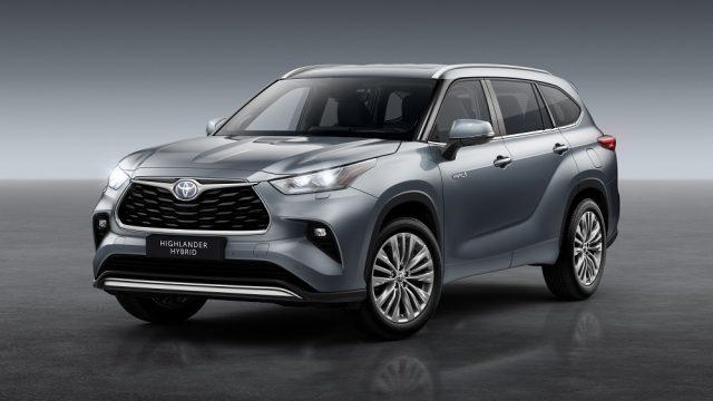 Article thumbnail: Toyota Highlander