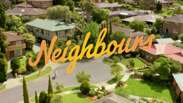Neighbours has restarted shooting under strict safety regulations