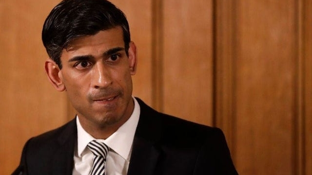 Article thumbnail: Mr Sunak has been challenged over ending the scheme (Photo: Getty)
