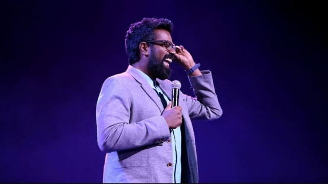 Romesh Ranganathan believes the Covid-19 pandemic could change the way men interact
