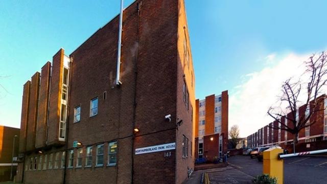 Northumberland Park House hostel (Photo: Google Maps)