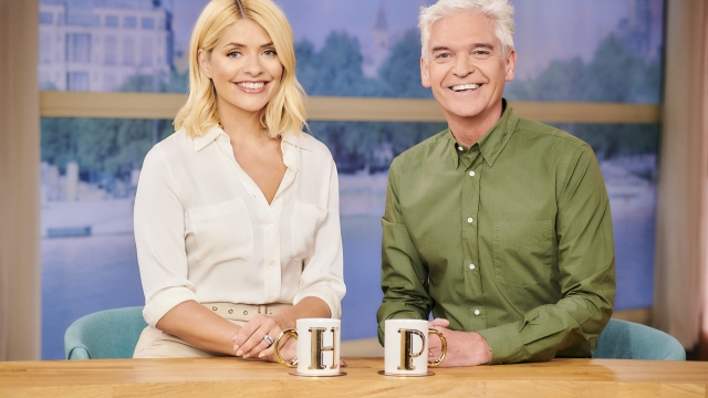 Article thumbnail: Holly Willoughby and Phillip Schofield present This Morning (Photo: ITV)