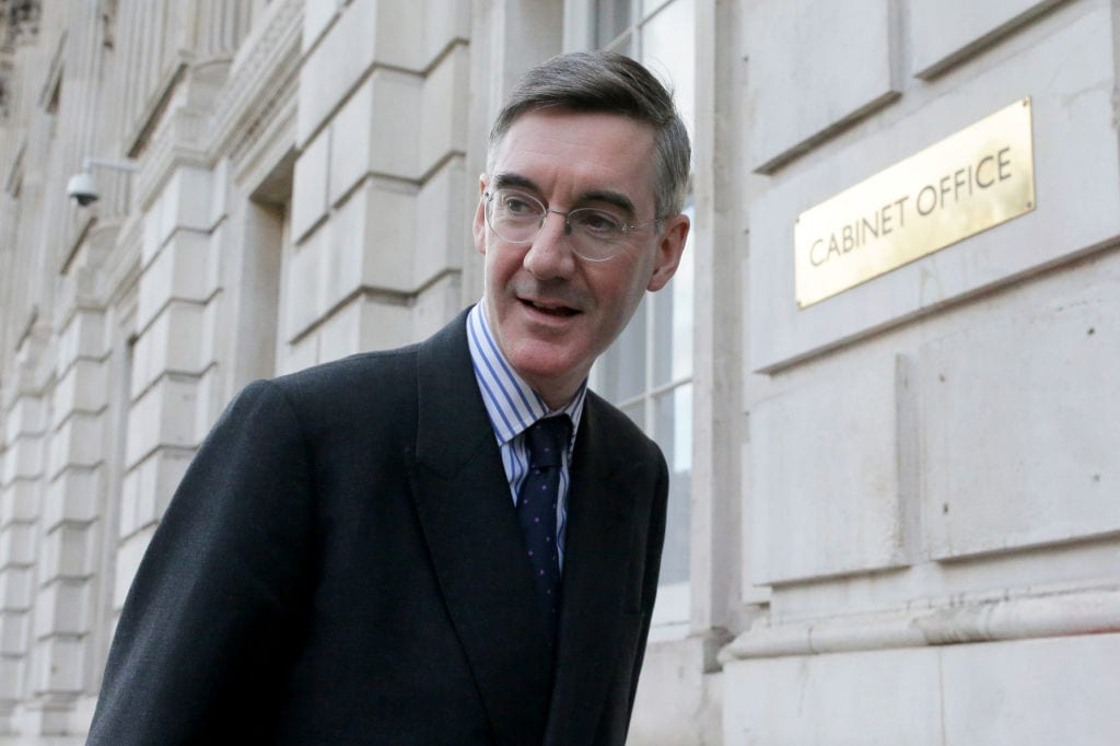 Leader of the House of Commons Jacob Rees-Mogg (Photo: Getty)